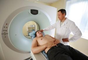 МРТ при болезни Бехтерева
