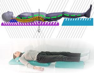 Вытяжка позвоночника при детензор терапии
