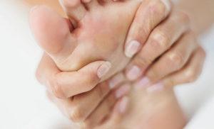 Артрит пальцев ноги