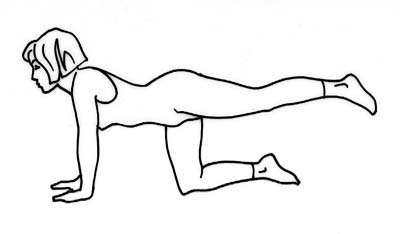 Гимнастика для спины при грыже