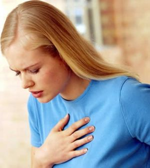 Одышка при болях в спине
