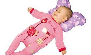 ортопедическая подушка для малышей