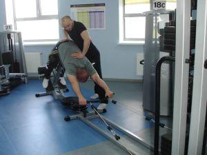 Лечебная гимнастика при проблемах со спиной