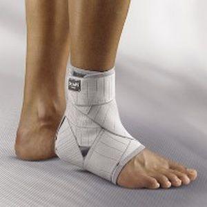 фиксация ноги повязкой