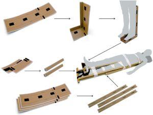 самодельная шина из картона