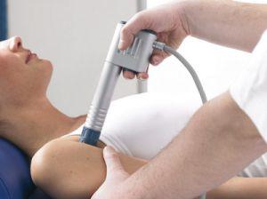 физиопроцедура на плече