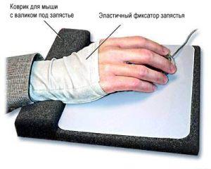 профилактика при работе за ноутбуком