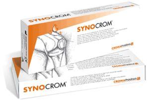 Синокром - протектор синовиальной жидкости