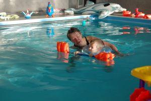 Гидрокинезотерапия для ребенка