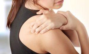 вывих плечевого сустава