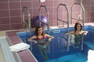 плавание как метод терапии