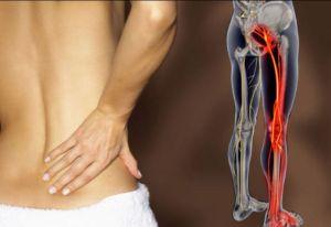 Болит спина в области под лопатками причины