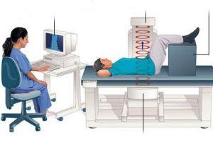 исследование денситометрия
