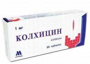 Колхицин При Подагре Инструкция - фото 4