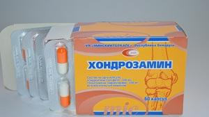 хондрозамин использование