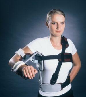 бандаж при переломе плеча