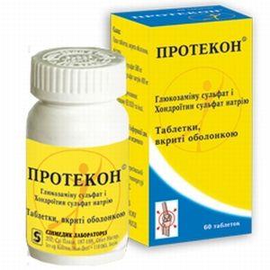 Протекон лекарство хондропротектор