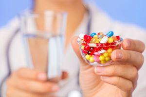 Антибиотики при дисците