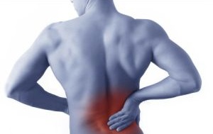 Устраняет боли в спине