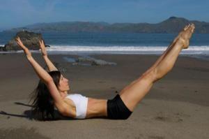 Упражнение для грудного отдела