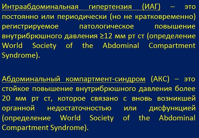 Что такое компартмент синдром
