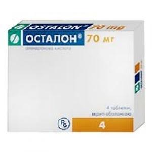 препарата Осталон