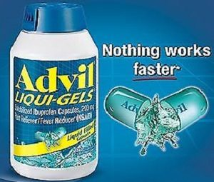 капсула advil