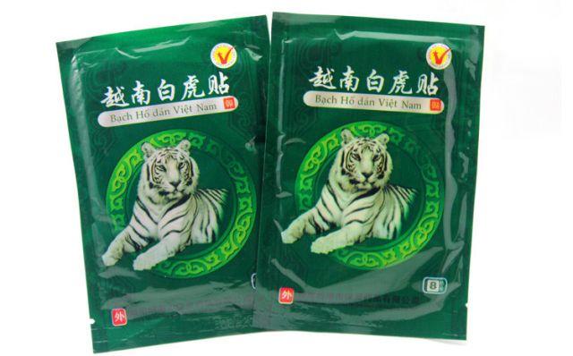 Пластырь Белый Тигр