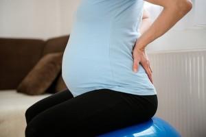 нагрузка при беременности на суставы растет