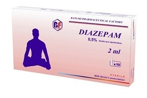 Диазепам