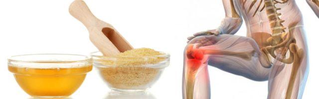 Как принимать желатин для суставов