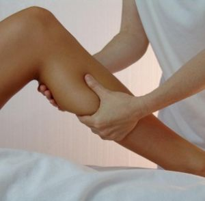 Массаж при артрозе голени