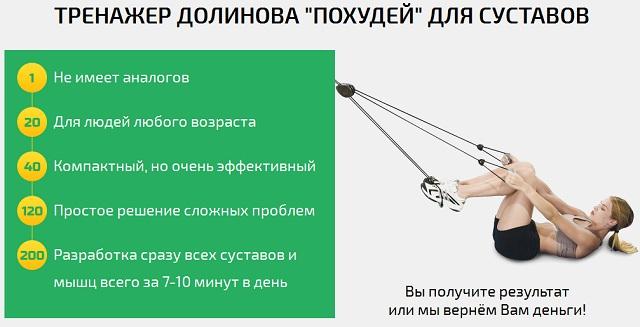 Тренажер Похудей