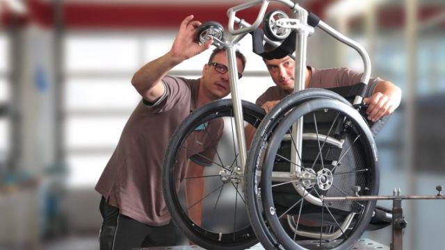 Инвалидное кресло Otto Bock для спортсменов
