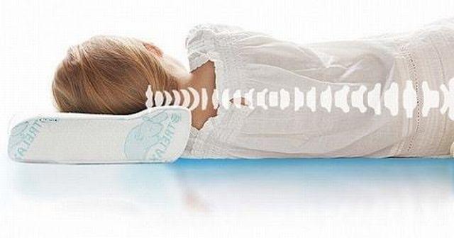 Подушка Optima Baby