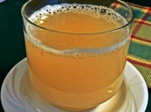 Солевыводящий чай