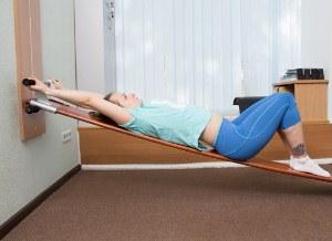 упражнение на доске Евминова
