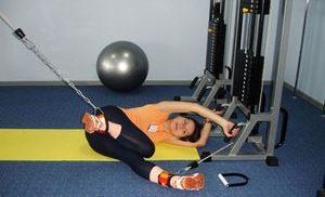 упражнение для суставов бедра