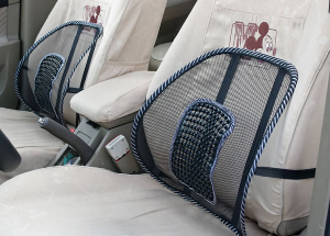 Поясничный упор - эффективная конструкция для водительского сидения