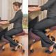 офисное коленное кресло