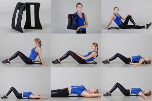 как делать упражнения на тренажере здоровая спина