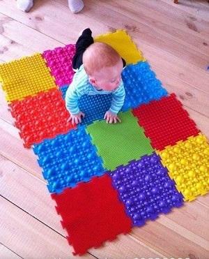 детский ортопедический коврик