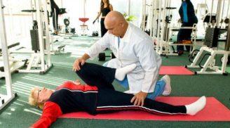 упражнения для коленных суставов бубновского
