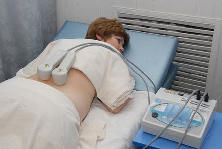 Магнитотерапия при болезнях спины