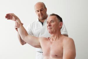 Бурсит плеча прием врача