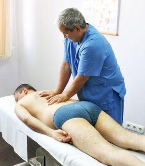 Мануальное лечение секвентальной грыжи