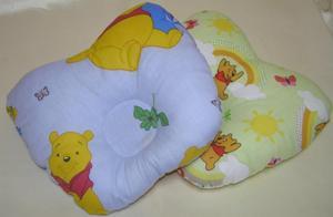 ассортимент подушек для младенцев