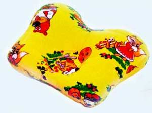 подушка модели бабочка
