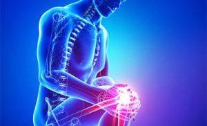 Как облегчить боль в колене