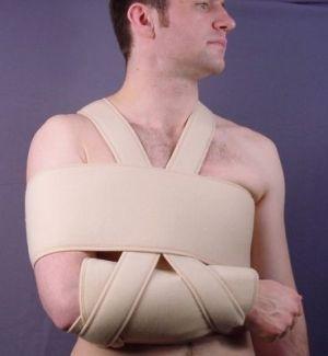 повязка на плече